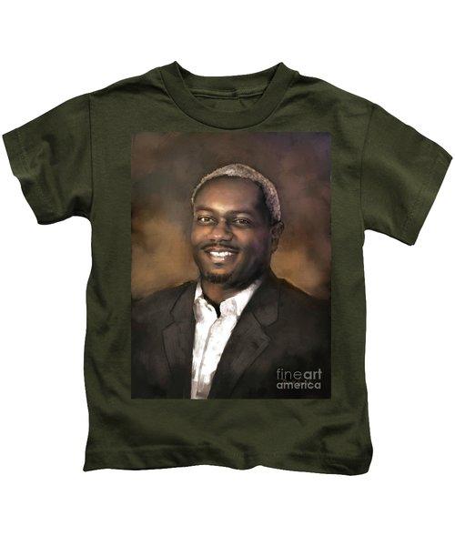 Mr. Dedrick J. Sims Kids T-Shirt