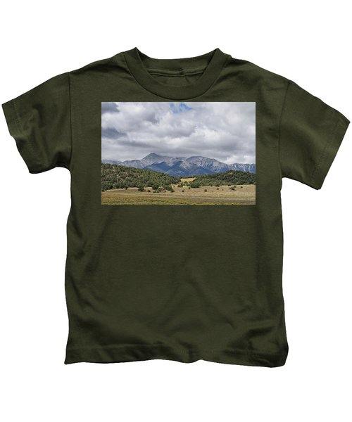 Mt. Princeton Kids T-Shirt