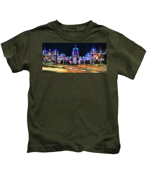 Mumbai Moment Kids T-Shirt