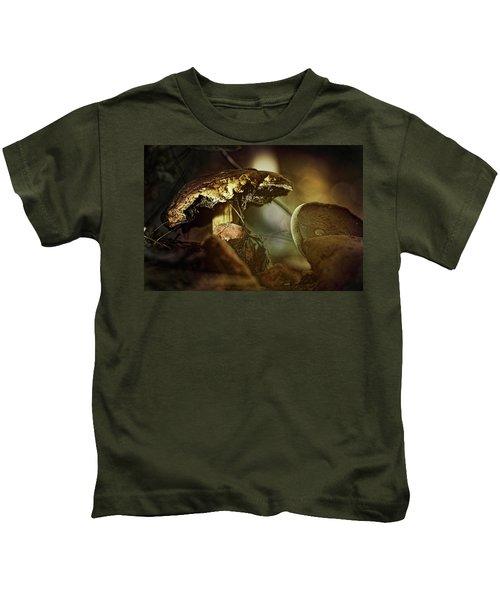 Mushroom Magic Kids T-Shirt