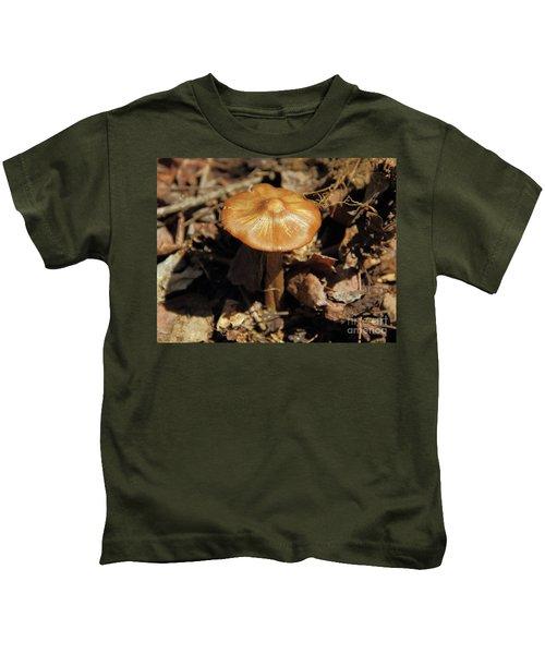 Mushroom Rising Kids T-Shirt