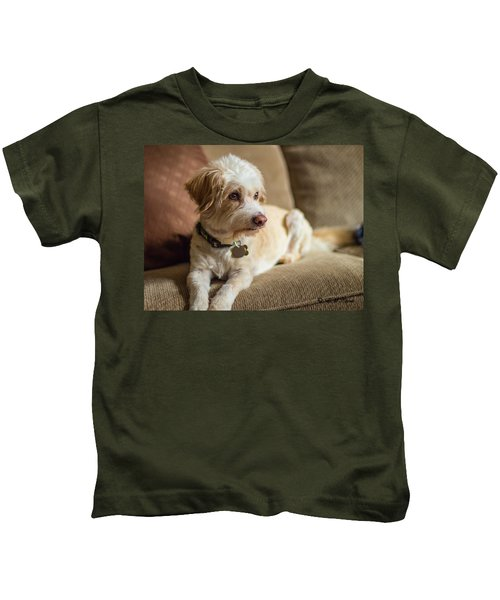 My Best Friend Kids T-Shirt