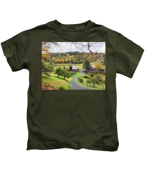 My Dream Home. Kids T-Shirt