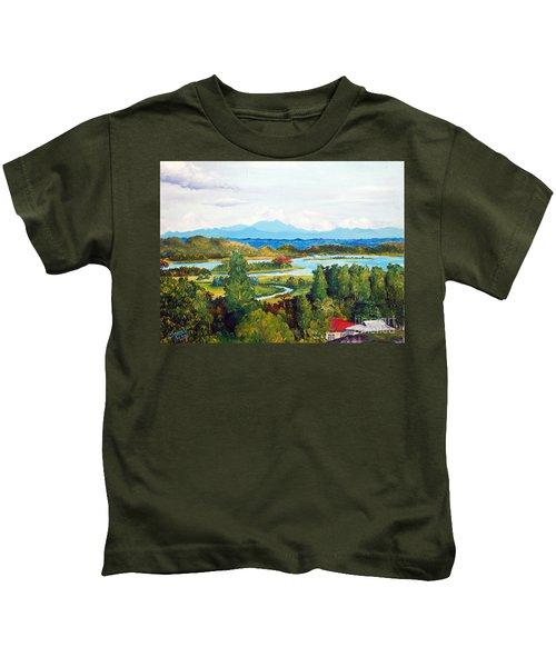 My Homeland Kids T-Shirt