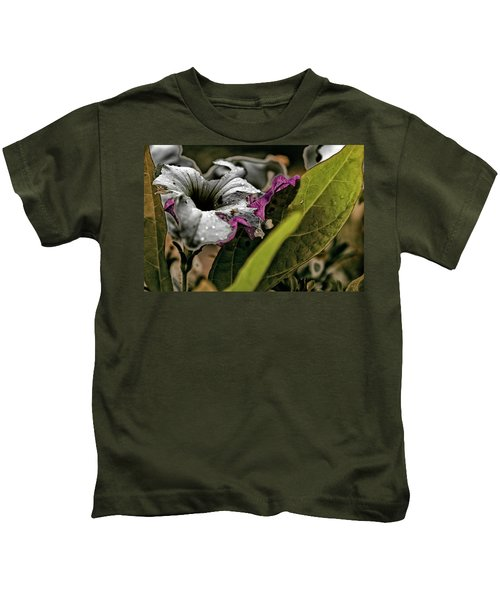 My How Your Beauti Is Evolving Kids T-Shirt