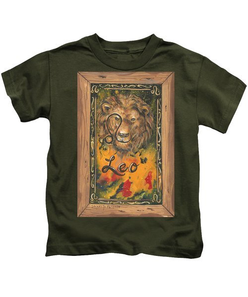 My Leo  Kids T-Shirt