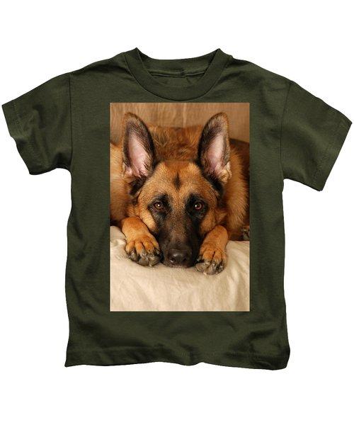 My Loyal Friend Kids T-Shirt