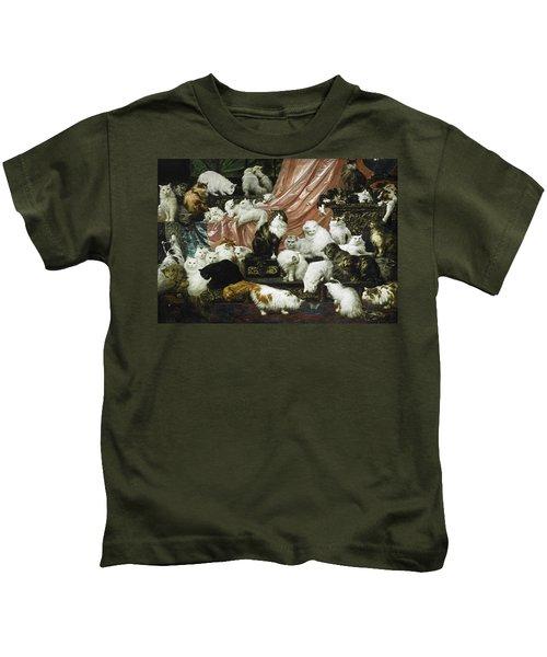 My Wife's Lovers Kids T-Shirt