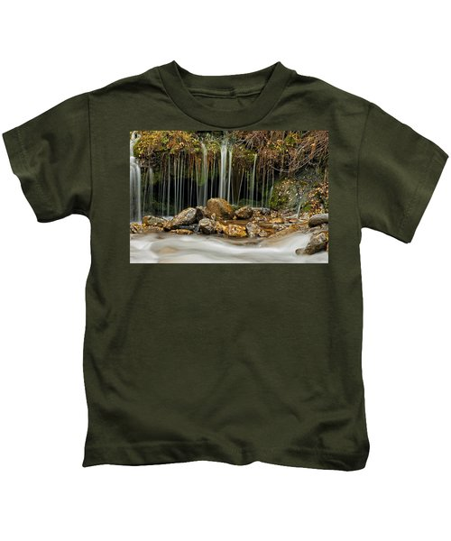 Mystery Stream Kids T-Shirt