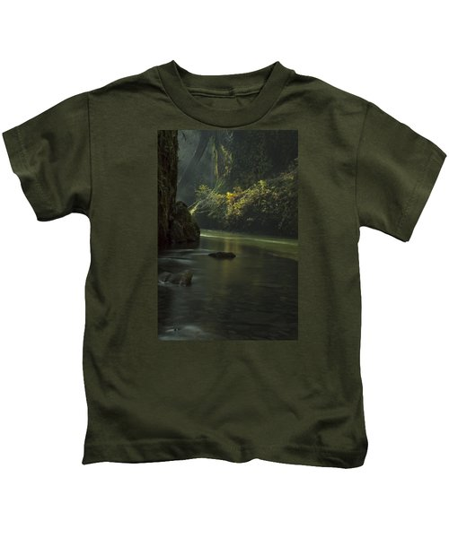 Mystical Canyon Kids T-Shirt