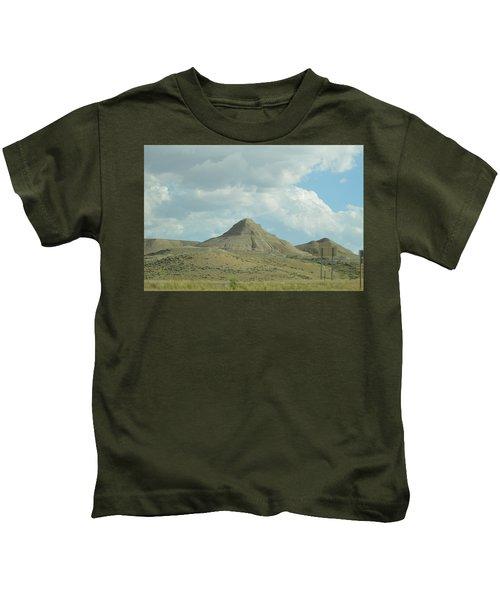 Natural Pyramid Kids T-Shirt