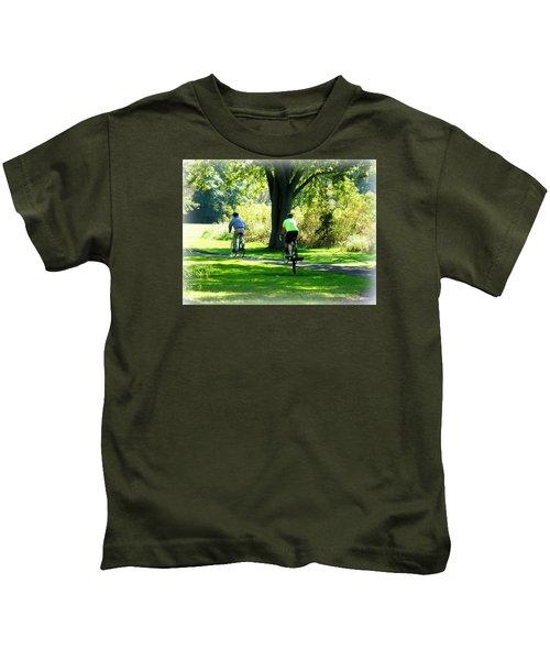Nature Ride Kids T-Shirt