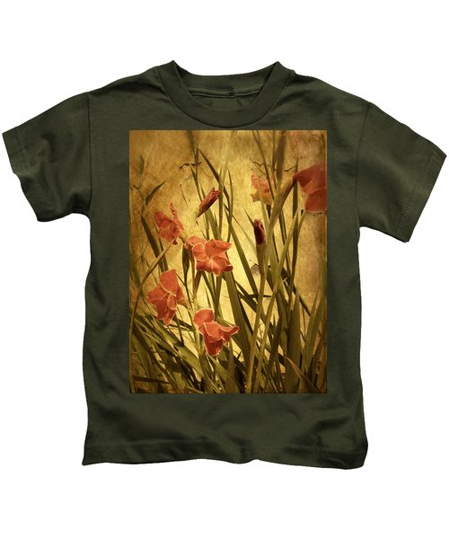 Nature's Chaos In Spring Kids T-Shirt