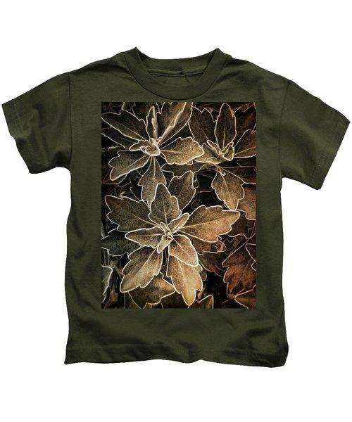 Natures Patterns Kids T-Shirt