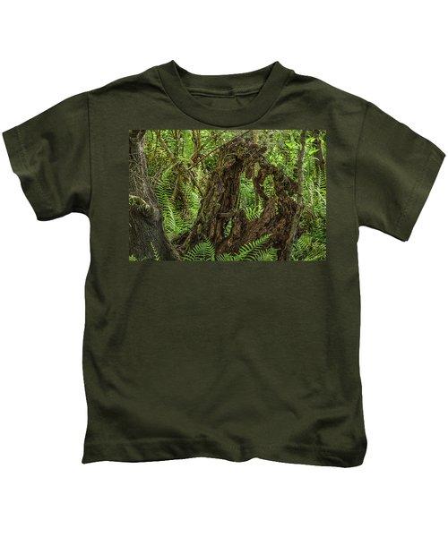 Nature's Sculpture Kids T-Shirt