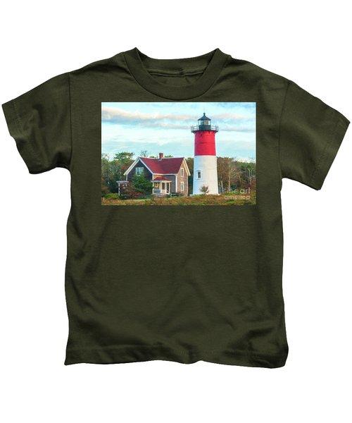 Nauset Light Kids T-Shirt