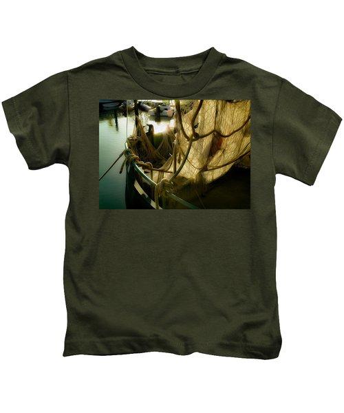 Nautical Dreams Kids T-Shirt
