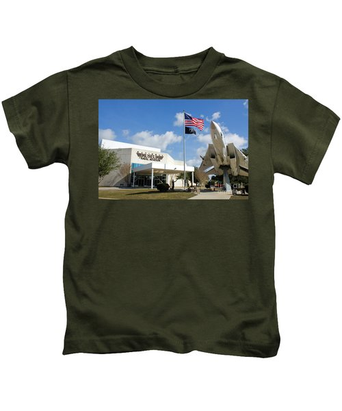 Naval Aviation Museum Kids T-Shirt