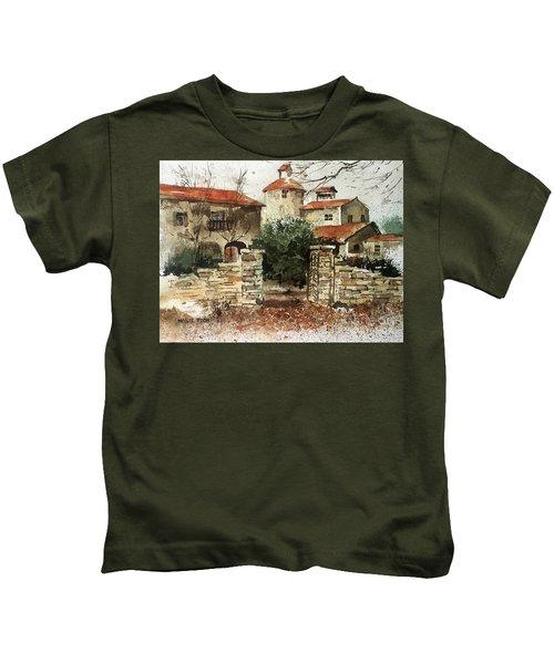 Neighbors Gate Kids T-Shirt
