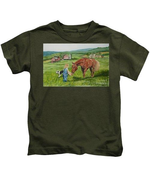 New Friends Kids T-Shirt