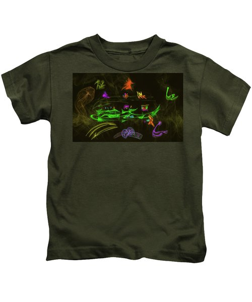 New Wold #g9 Kids T-Shirt