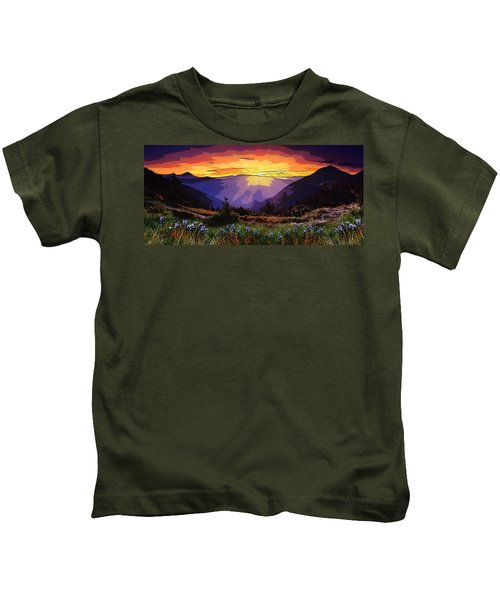 New Zealand  Kids T-Shirt