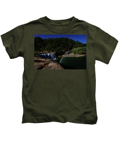 Night Lights Kids T-Shirt