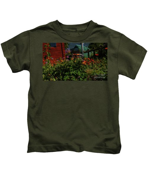 Night Shift For The Mice Kids T-Shirt