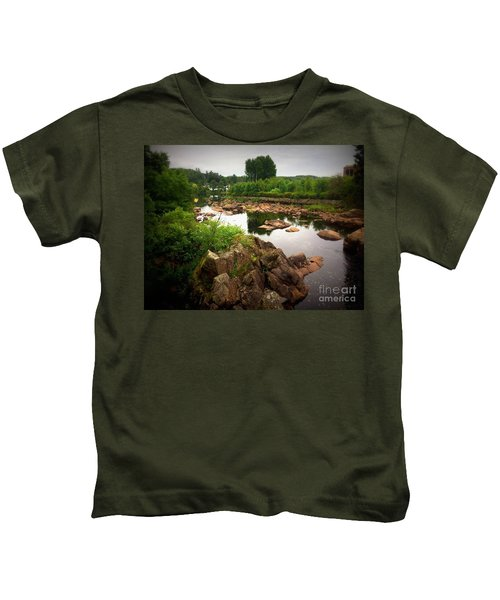 Nissan River Rapids 2 Kids T-Shirt
