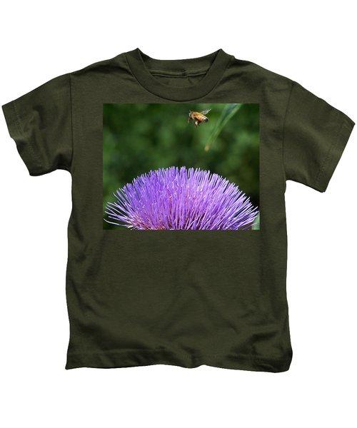 No Landing Strip Needed Kids T-Shirt
