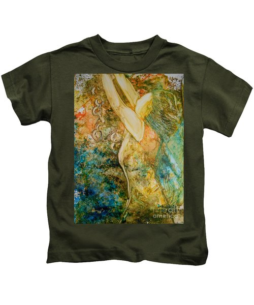 No Longer A Slave To Fear Kids T-Shirt