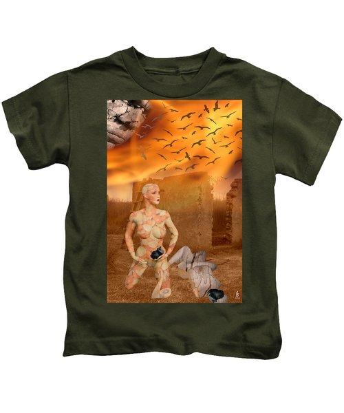 No Title Kids T-Shirt