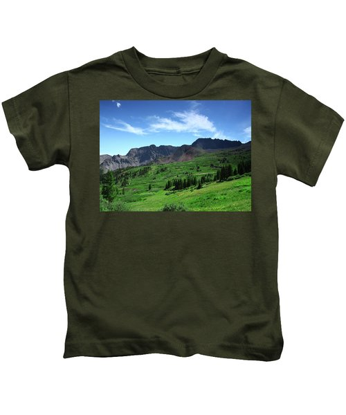 North Fork Lake Kids T-Shirt