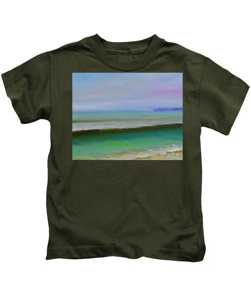 North To Dana Point Kids T-Shirt