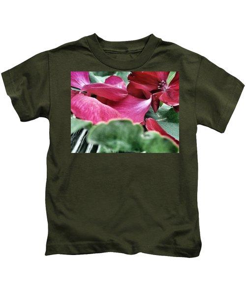 Not A 4 Leaf Clover Kids T-Shirt
