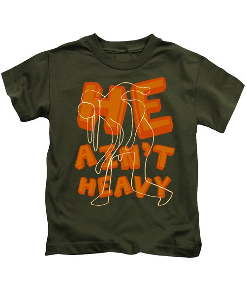 Not Heavy Kids T-Shirt