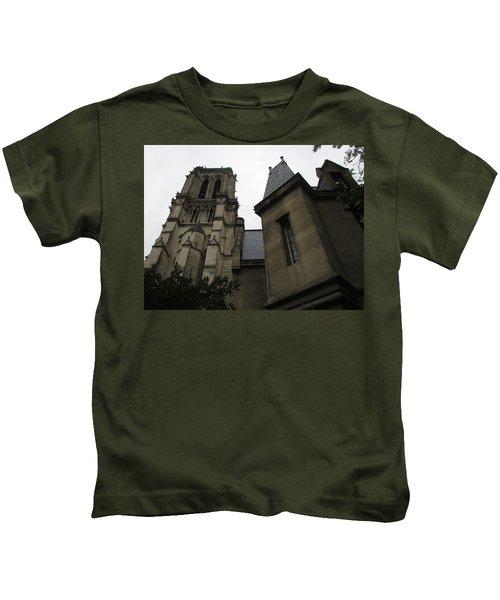 Notre Dame Paris Southwest Kids T-Shirt