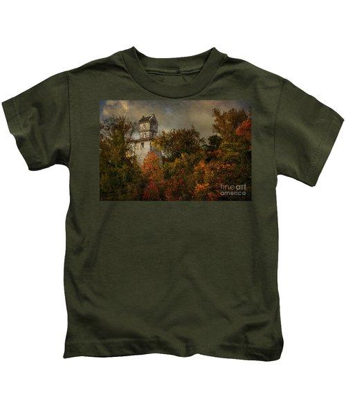 Oakhurst Water Tower Kids T-Shirt
