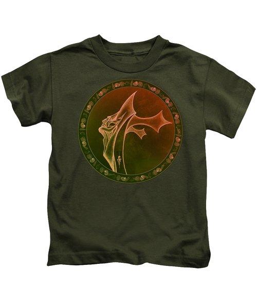 Oceanus Greek God  Kids T-Shirt