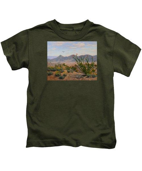 Ocotillo Paradise Kids T-Shirt