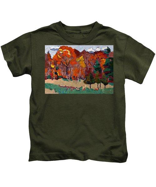 October Forest Kids T-Shirt
