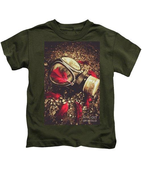 Ode To The Fallen Kids T-Shirt