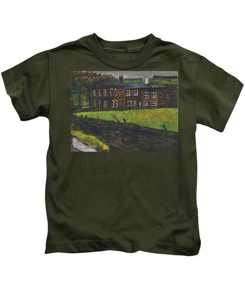Off Hossock's Lane Kids T-Shirt
