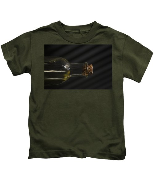 Old Bottle Cork 1092 Kids T-Shirt