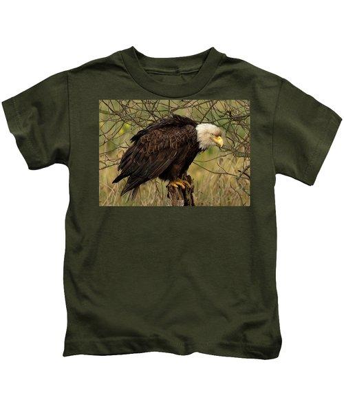 Old Eagle Kids T-Shirt