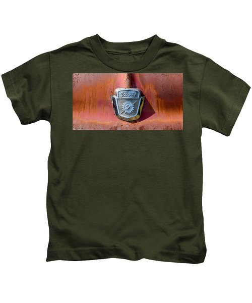 Old Ford Kids T-Shirt