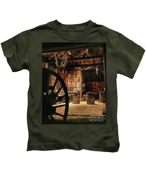 Old Forge Kids T-Shirt