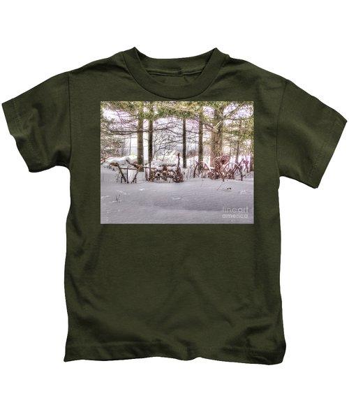 Old 'n Rusty Kids T-Shirt