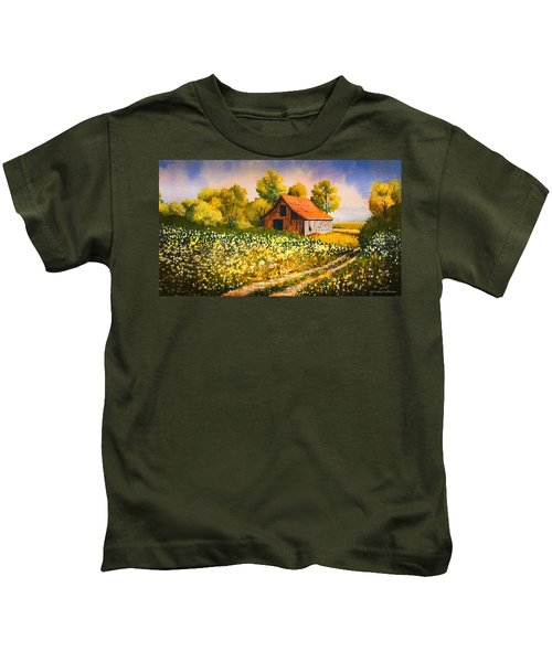Old Spring Farm Kids T-Shirt