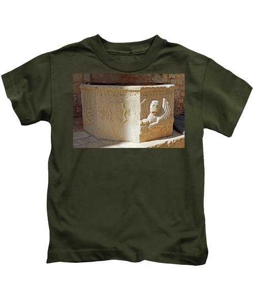 Old Stone Well 475 Kids T-Shirt